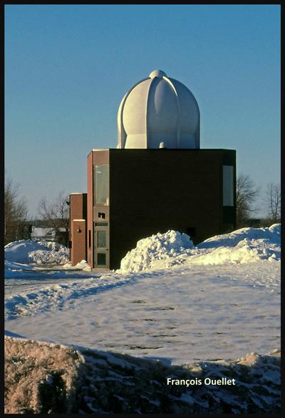 1982 IFTC Cornwall. Le bâtiment d'aérologie d'Environnement Canada.