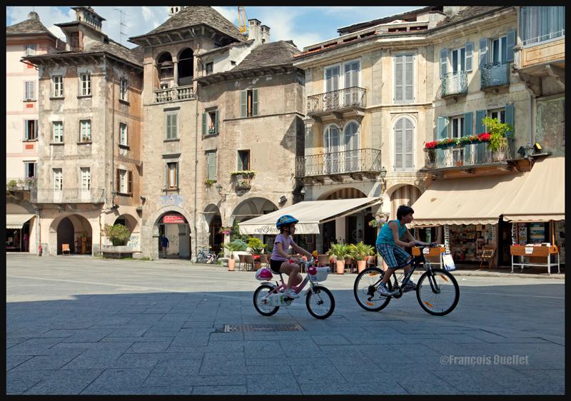 Domodossola, Italie 2013
