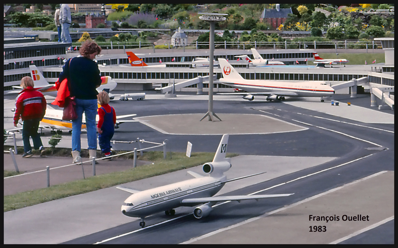 Madurodam, Hollande 1983