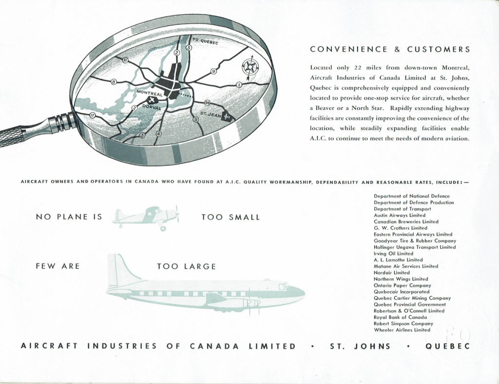 Aircraft Industries of Canada Limited page 10