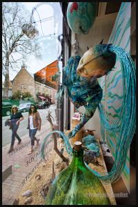Photographie de rue: univers parallèles dans la Ville de Québec