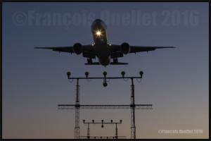 Air Canada Boeing 777 final 05 Toronto 2016