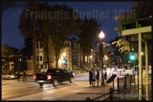 Avenue Grande-Allée Québec 2016