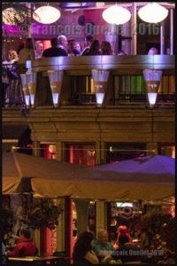 Restaurants de la Grande-Allée Québec 2016