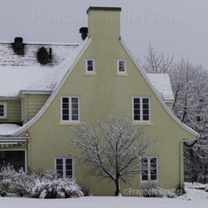 Une maison du parc Cap-au-Diable, Ville de Québec (2016)
