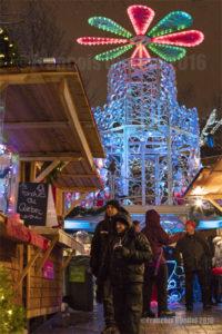 Marché de Noël allemand dans la Ville de Québec (2016)