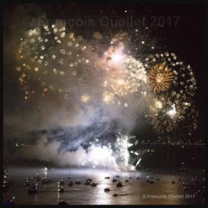 Festivités pour les 100 ans du Pont de Québec en 2017