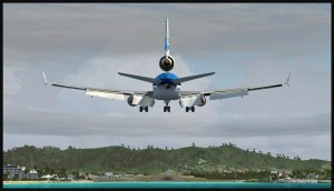 19369-KLM-MD11-on-final-for-St-Maarten-FSX-web