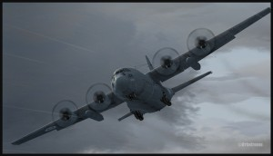 19437-Canadian-C130-on-approach-for-aircraft-carrier-FSX-web