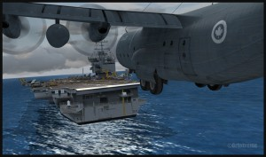 19439-Canadian-C130-on-short-final-for-Enterprise-aircraft-carrier-FSX-web