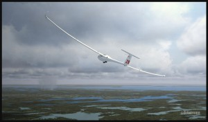 19525-Glider-over-Parry-Sound-area-in-summer-fsx