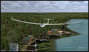 19533-Glider-low-over-Roberts-Lake-fsx
